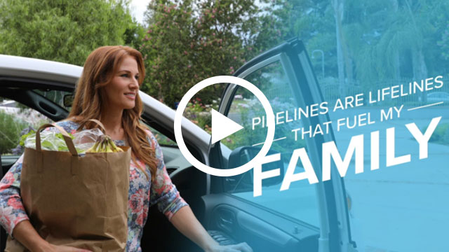 Pipelines Are Lifelines That Fuel My Family - Click to play video